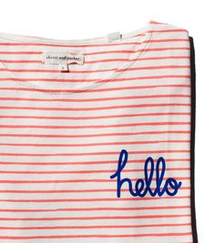 Chinti and Parker T-Shirt / Garance Doré Goods