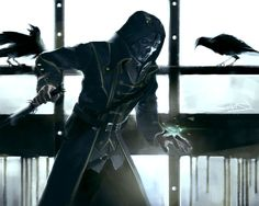 Corvo Dishonored