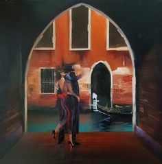"""The Kiss""👠💋🎩 