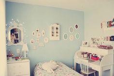 quartos de meninas adolescentes simples - Pesquisa Google