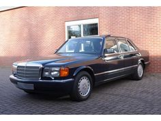 Mercedes-Benz S-klasse 560 SEL W126 | Top staat |