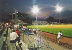 Donovan Stadium, Utica, NY; Spent some time here as a teenager.