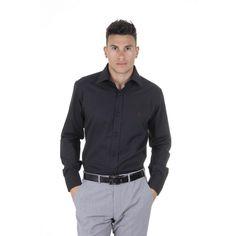 Versace 19.69 Abbigliamento Sportivo Srl Milano Italia Mens Fit Modern Classic Shirt 377 ART. 415