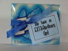 Extra Gum: Women's Ministry Favor Idea   Made 2 B Creative