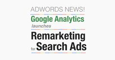 Google Analytics finally announced the launch of a major change, Remarketing Lists for Search Ads (RLSA). Up until now, advertisers were able to use Google Analytics to create advanced remarketing …
