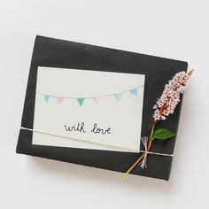 Postcard With Love - Audrey Jeanne