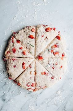 Strawberry and Mint Scones | 29 Scone Recipes For Beautiful Rule-Breaking Moths
