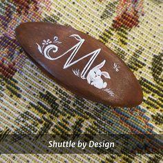 Wooden custom tatting shuttle @shuttlebydesign #tattingshuttle #frivoliteshuttle #tatting #челнокифриволите #кружевоплетение # фриволите #shuttlebydesign