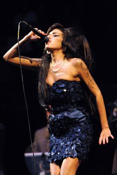 Amy Winehouse's Stylist Remembers Working with the Late Singer