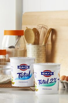 FAGE is a Greek recipe strained yoghurt with a rich, creamy texture and a delicious taste. Greek Recipes, Greek Food Recipes