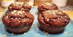FASE 3: Flourless Cacao Muffins Dieta metabolismo acelerado