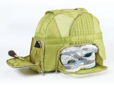Lug Life Gym Bag from The OpenSky Health and Wellness Shop on OpenSky