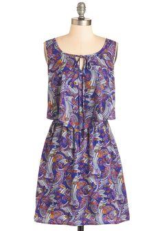 Be My Swirl Dress   Mod Retro Vintage Dresses   ModCloth.com
