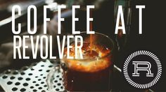 Learning about Espresso Drinks // Revolver Coffee by Treasures & Travels