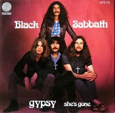BLACK SABBATH - Gypsy