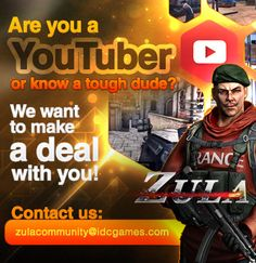 Send us a mail if you are interested! Gaming, Europe, Youtube, How To Make, Toys, Videogames, Youtubers