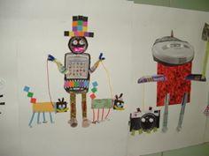 Collage Robots, gr.3