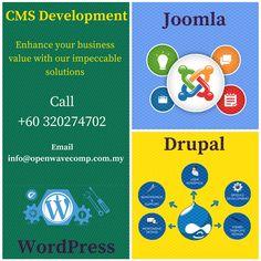 #CMS Development - http://www.openwavecomp.com.my/content_management_system.html