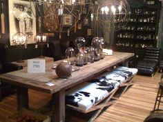 One of my #favorite #showrooms from High Point #Furniture Market