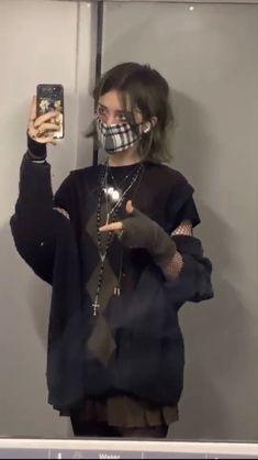 Grunge Outfits, Adrette Outfits, Fashion Outfits, Grunge Clothes, Grunge Dress, Plaid Fashion, Hippie Outfits, Kawaii Clothes, Indie Fashion