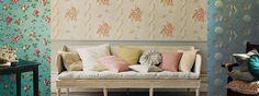 Zoffany Wallpapers | Tangletree Interiors