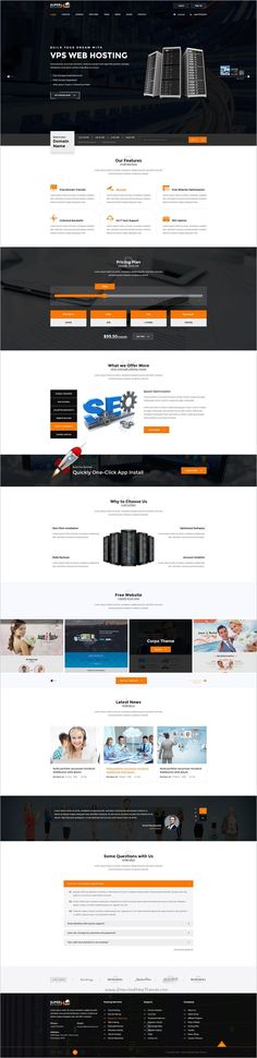 Buy Super Host - Premium Web Hosting PSD Template by decentthemes on ThemeForest. Super Host is the template for web hosting company. Super host is packaged with Shared, Dedicated, VPS, Cloud Host &a. Cheap Hosting, Site Hosting, Domain Hosting, Template Web, Psd Templates, Website Template, Web Design, Selling Design, Phone Plans