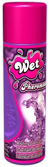 Description    Wet Pheromone Alluring Body Glide Lubricant 3.6 ounces features: elicit sexual response. Both males and females. Water-based liquid formula. Alluring scent. Attract your mate every time. Pheromones are natural sex signals said to elicit sexual responses and heighten arousal in both males and females. With a subtle, alluring scent, this silky, water-based formula works with your body to enhance your natural pheromones. For him & for her both! Unleash a whole new level of…