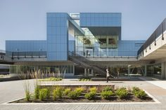 Health Sciences and Student Resources Building at North Seattle College / Schacht Aslani Architects