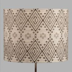 Our Exclusive Table Shade Features An Intricate Design Inspired By Navajo  Artwork Popping From A Pure Linen Ground. Match This Eclectic Shade With  Any Of ...