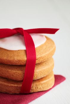 honey cookies • the pastry affair