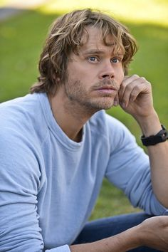 """""""The Grey Man"""" - NCIS Los Angeles S6 E8, I call him pretty boy and I think it fits him perfectly!"""
