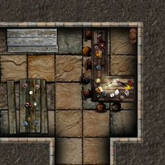 dungeon tiles pdf - Google Search