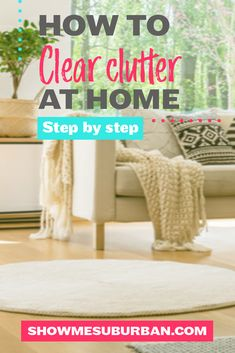 Figuring out how to organize is hard when you need to declutter. Clearing clutter is so much easier with this how-to guide that simplifies the process, and provides straightforward tips and ideas to get your house uncluttered! #declutter #organize Organized Bedroom, Organized Kitchen, Refrigerator Organization, Pantry Organization, Laundry Storage, Declutter Your Home, Decluttering, Decoration, Tips