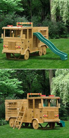 Fire Engine Play Set | Shared by LION