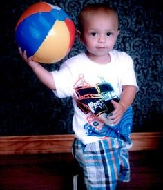 RIP 13 month old David Di Dio: Died from being beat and blunt force trauma to his abdomen.