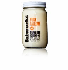 Fatworks Premium Oils on Packaging of the World - Creative Package Design Gallery Jar Packaging, Cool Packaging, Jam Label, Label Design, Package Design, Food Jar, Cooking Oil, Product Label, Packaging Design Inspiration
