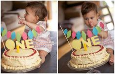 Baby-safe Birthday Cake recipe: Coconut Flour Cake with Maple Butter Cream Frosting and Strawberry Puree. Also link to DIY Cake Topper! Paleo Sweets, Paleo Dessert, Gluten Free Desserts, Maple Buttercream, Buttercream Frosting, Frosting Recipes, Cake Recipes, Coconut Flour Cakes, Coconut Milk