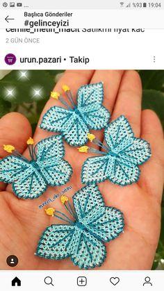 Çok güzel Needle Tatting, Needle Lace, Filet Crochet, Irish Crochet, Plastic Canvas, Smocking, Needlepoint, Elsa, Diy And Crafts