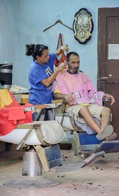Haircut . Cuban