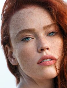 She is a beautiful redhead with freckles, I;m sure she would fun on a date but to late for me. Red Hair Freckles, Redheads Freckles, Freckles Girl, Redhead With Freckles, Red Hair Blue Eyes, Beautiful Freckles, Beautiful Red Hair, Most Beautiful Eyes, Red Hair Woman