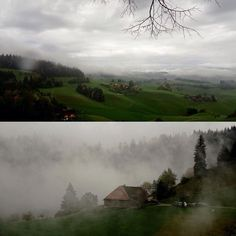 #herbst #regen #nebelung #biken #outdoor #emmental by hanny_wyss