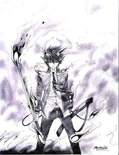Beautiful anime art <3