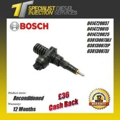 Reconditioned Bosch Diesel Injector 0414720216