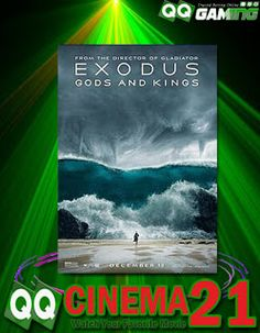 Nonton Film Online Movie Cinema 21 : Exodus: Gods and Kings Dengan Subtittle Indonesia - Nonton Dramas Online, Movies Online, Cinema 21, Joel Edgerton, Christian Bale, Netflix, Film, Youtube, Books