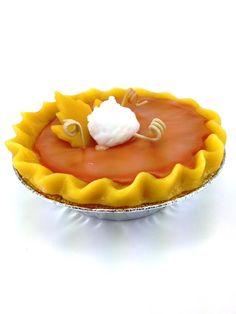 Denault Studios features the Pumpkin Pie Bakery Candle from Laura Winward, Honey Hive Handcrafts. Pie Bakery, Pumpkin, Candles, Desserts, Fall, Tailgate Desserts, Autumn, Pumpkins, Deserts