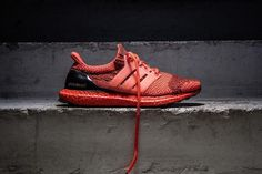 These are heady days for fans of the adidas Ultra BOOST, with what feels like a new silhouette unveiling taking place on the daily. Ever the conscientious retailer, adidas shared the popular red BOOST