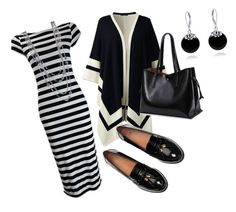 plus size by codrinabazu on Polyvore featuring polyvore fashion style Lands' End Bling Jewelry clothing