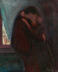 Painting by Edvard Munch