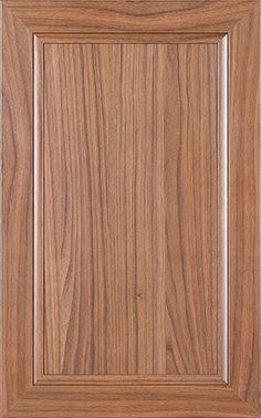 Elias woodwork dlv cabinet door chocolate pear tree for Chocolate pear kitchen cabinets