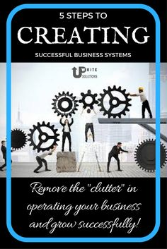 Creating Systems to Grow Your Business Freely. Growing Your Business, How To Remove, Success